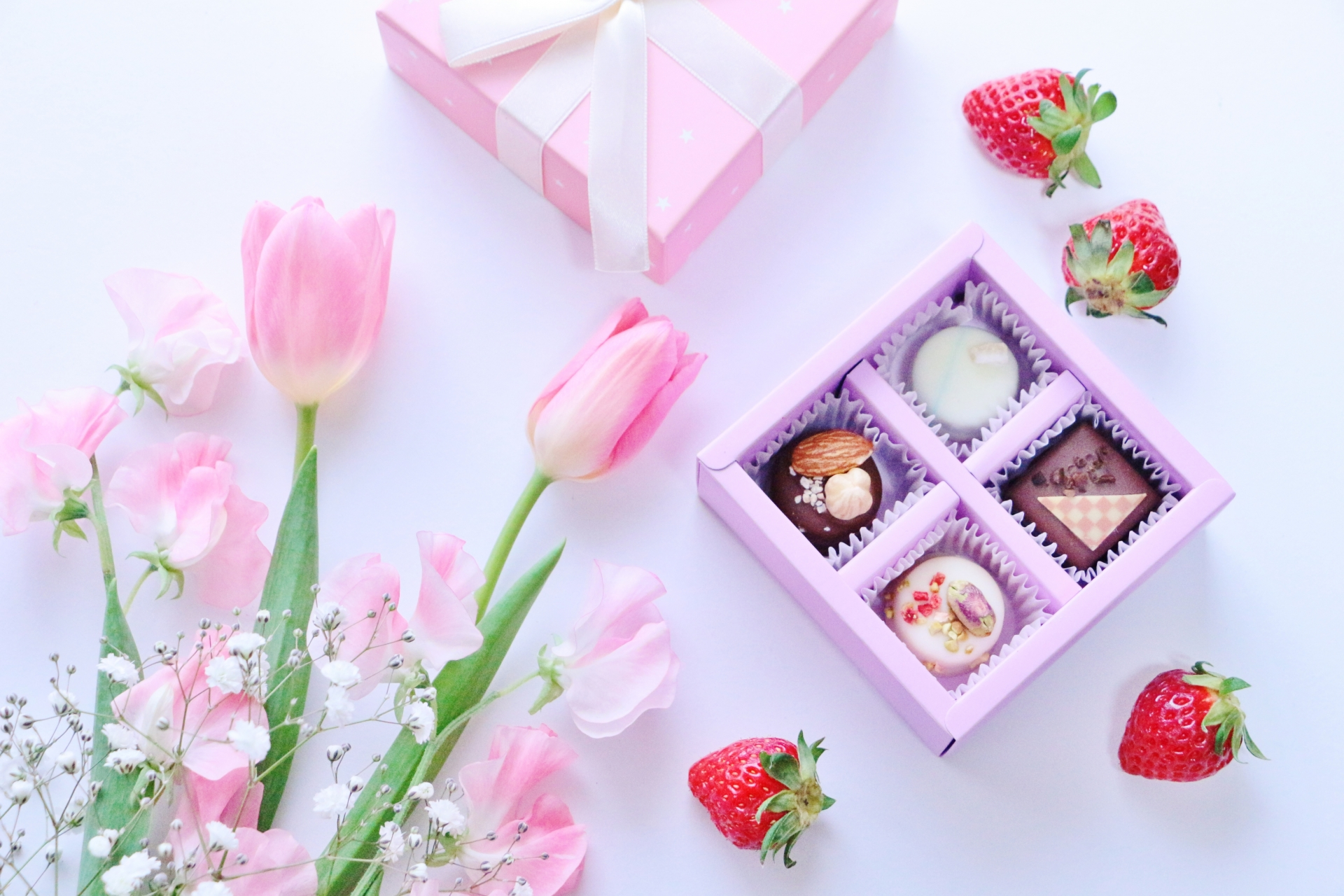 結婚祝いのお菓子・チョコレート