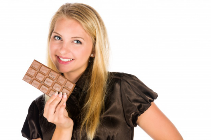 チョコレートの美容効果